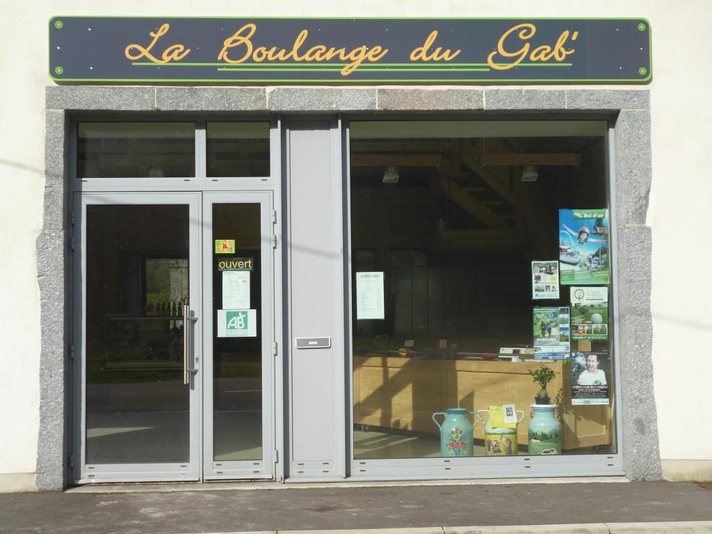 La Boulange du Dab à Cornimont, Vosges