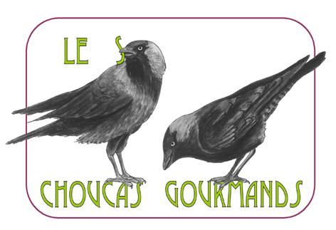 Logo AMAP Les Choucas Gourmands